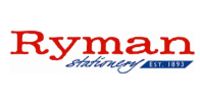 Mini square ryman logo