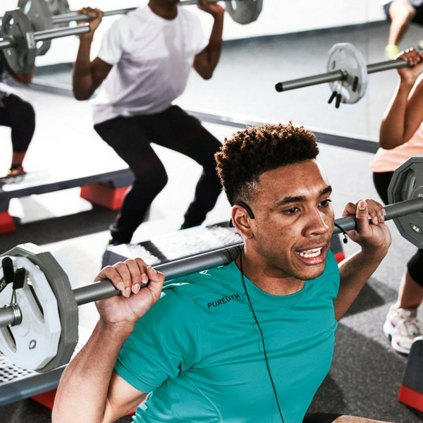 Pure Gym Squat