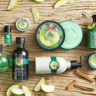 The Body Shop Green