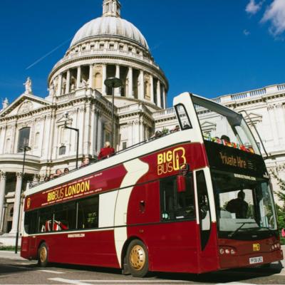 Big Bus Tours London