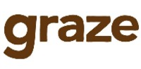 Mini square graze logo
