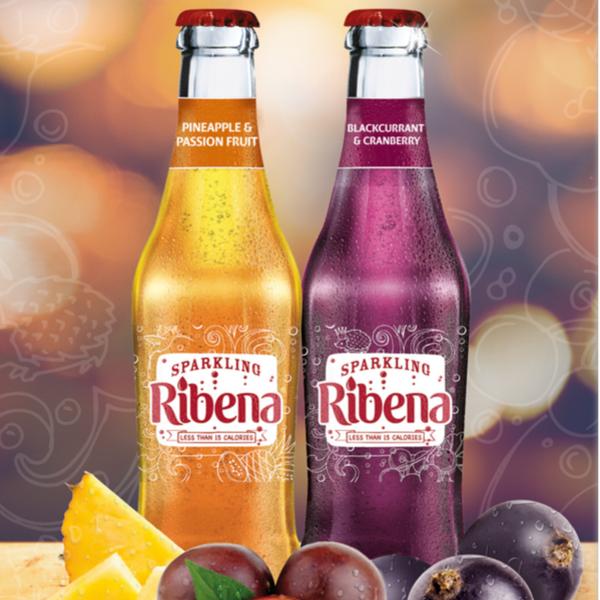 Square ribena bottles
