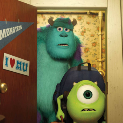 Monsters University NOW TV