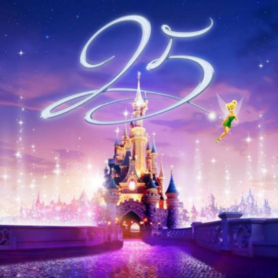 Disneyland 25