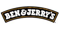 Mini square ben and jerrys logo
