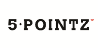 Mini square 5 pointz logo