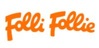 Mini square folli follie logo