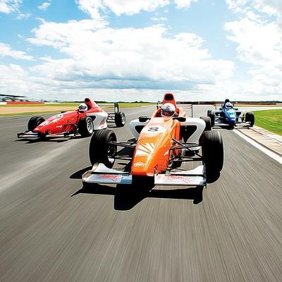 Virgin Experience Car racing