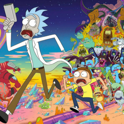 Gb Poster Rick and Morty