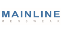 Mini square mainline menswear logo