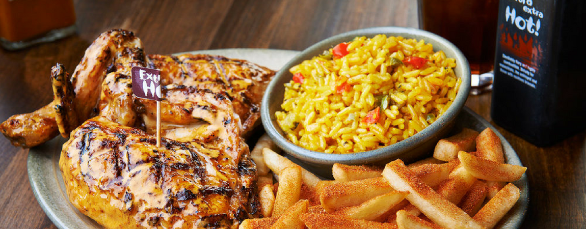 Nandos student discount free meal