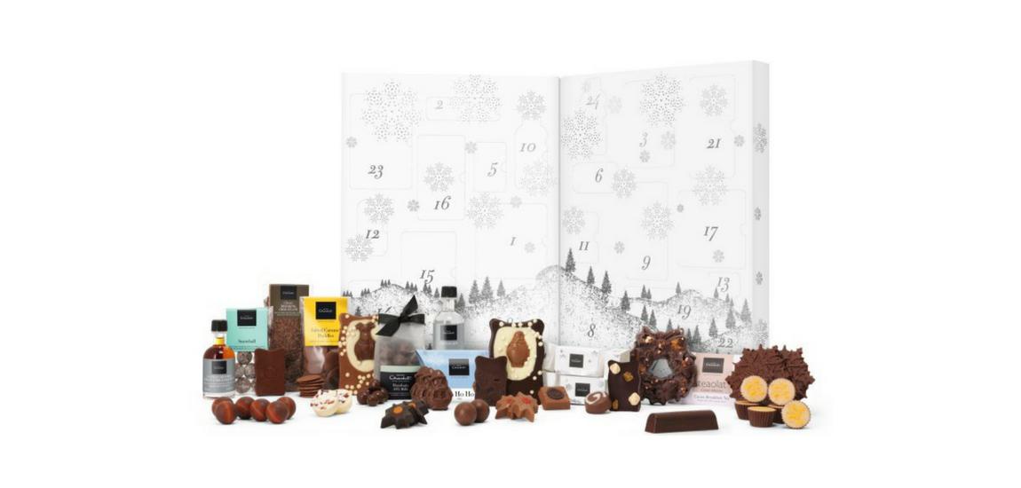 Hotel chocolat advent calendar student discount