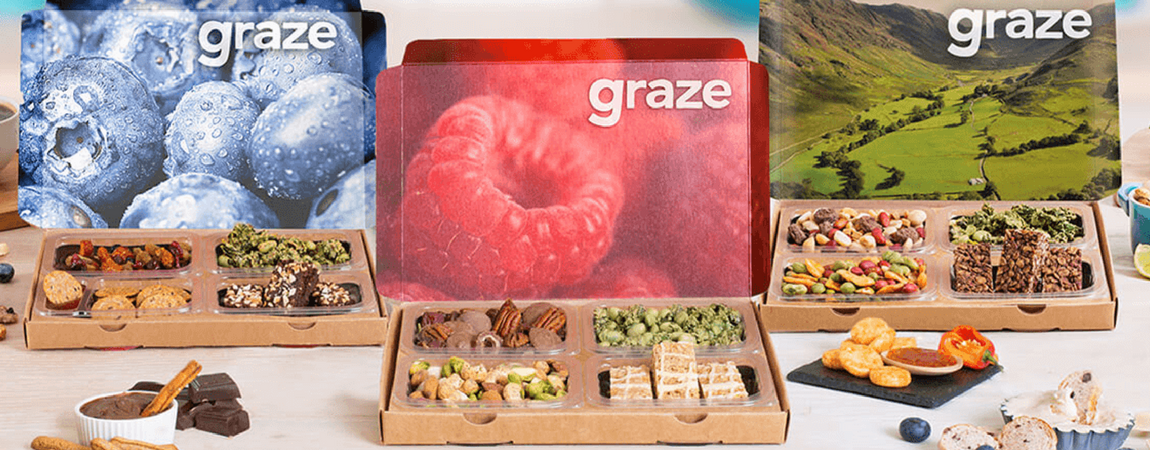 Graze youth student discount box