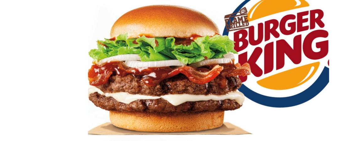 Burger king student discount deals
