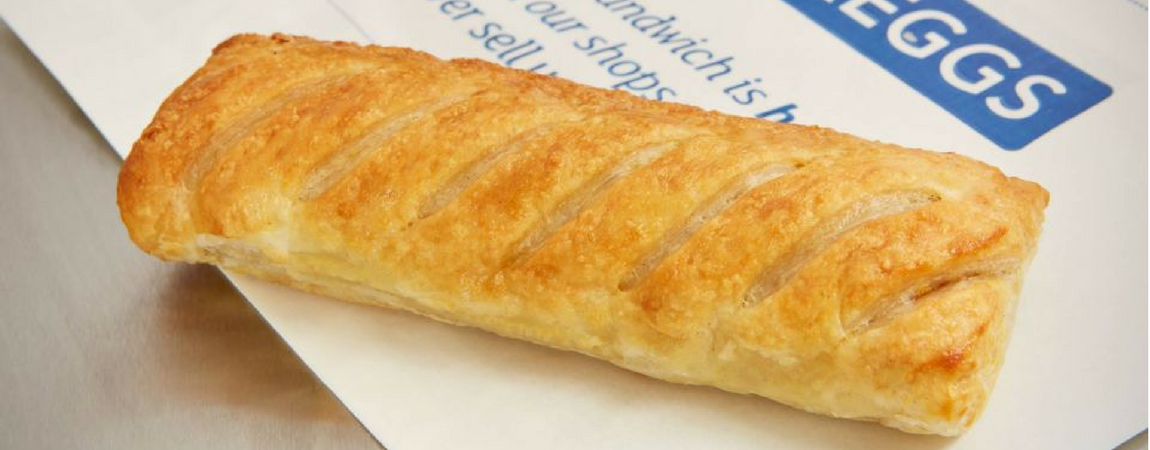 Free greggs sausage roll