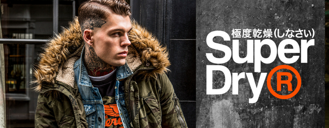 Superdry student discount