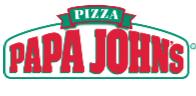 Papa johns logo student discount