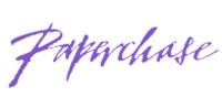 Mini square paperchase logo