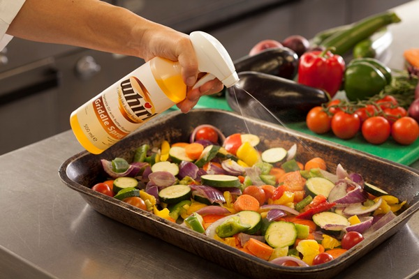 New whirl griddle spray   cooks like butter but better