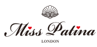 Width to medium miss patina logo 365