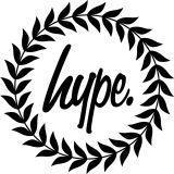 Width to medium hype bottom logo