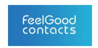 Width to medium feel good logo