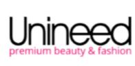 Width to medium unineed logo
