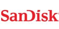 Width to medium sandisk logo red hr1