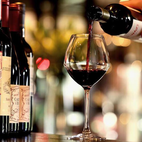 Square wine