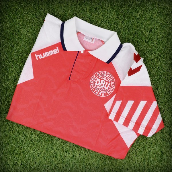 Denmark 1992 football