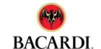 Mini square bacardi logo