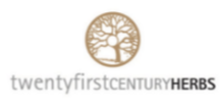 Mini square twenty first century herbs top logo