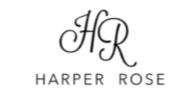 Width to medium harper rose logo