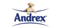 Mini square andrex logo