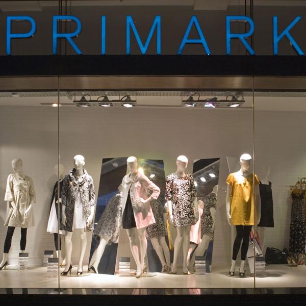 Primark banner