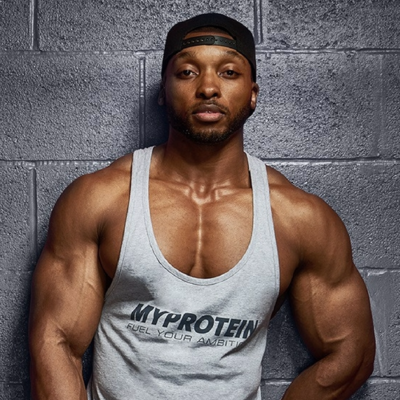 Myprotein Massive guy