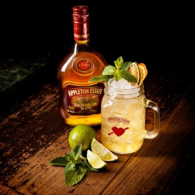 Jamaican Mule Cocktail