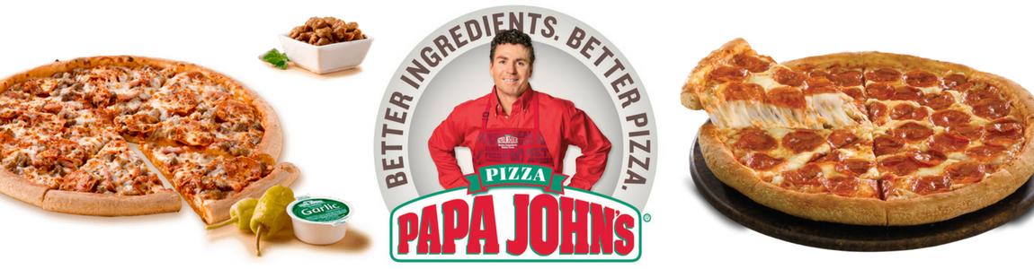 Papa johns student discount